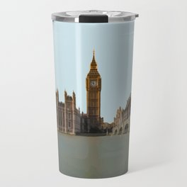 London, England Travel Artwork Travel Mug