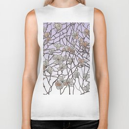 pattern of branches in pastel colors 2 (https://society6.com/totalflora/collection ) Biker Tank