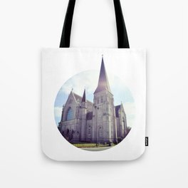 the Ascension of Our Lord Tote Bag