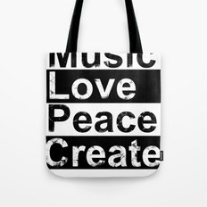 MLPC Grunge Tote Bag