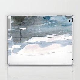 dissolving blues 2 Laptop & iPad Skin