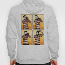 The Zombie Mime! Hoody