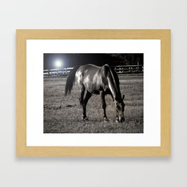 Night Mare Framed Art Print