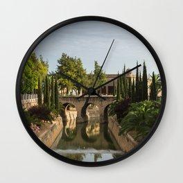 Palma Wall Clock