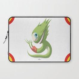 [A'sHMs] #green Laptop Sleeve