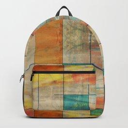 MidMod Art 5.0 Mirror Graffiti Backpack