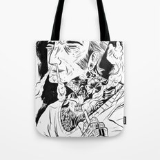 Psychobilly Tote Bag