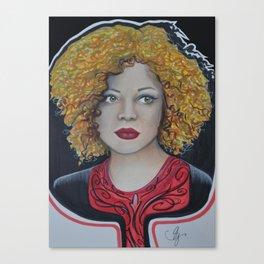 Antonia  Canvas Print