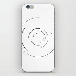 Orbital Mechanics Invert by Diagraf and Ewerx iPhone Skin