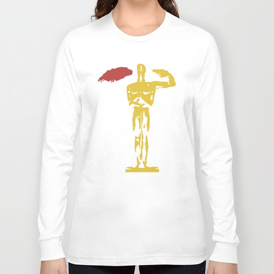 Noscar Academy Awards Long Sleeve T-shirt