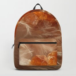 Soft Citrine Backpack