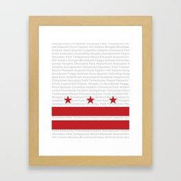 DC Forever Framed Art Print