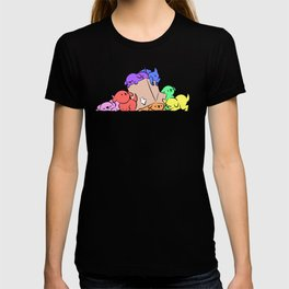 Rainbow Puppies T-shirt