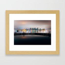 Downtown San Diego Framed Art Print