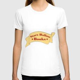 Stars Hollow Books T-shirt