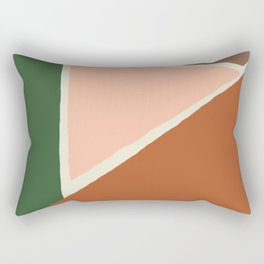 Vintage Palette Number 1 Rectangular Pillow
