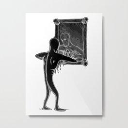 EYESEEME v2 Metal Print