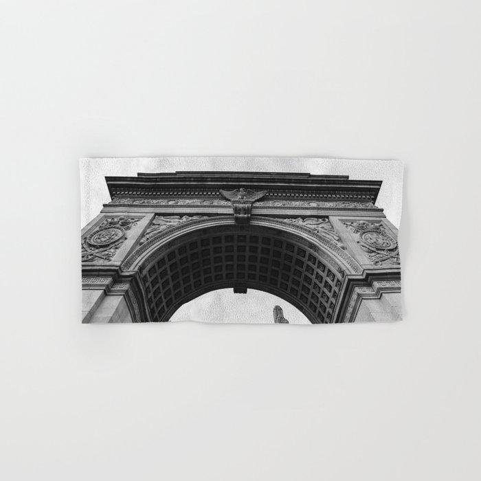 Washington Square Arch II Hand & Bath Towel
