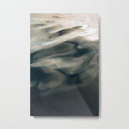 Becalmed -Fine art print - ocean photography- Nautical Metal Print