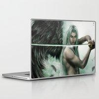 general Laptop & iPad Skins featuring General Sephiroth by K.Koji