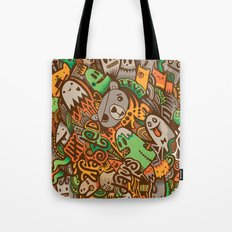 Wasted Days Tote Bag