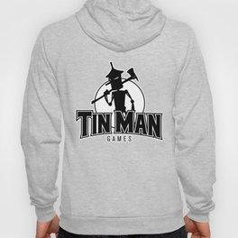Tin Man Games logo Hoody