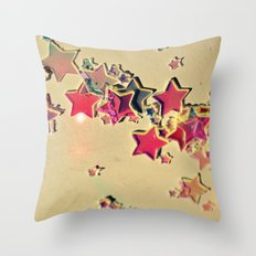 Change Your Stars Throw Pillow