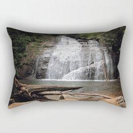 Hidden Waterfalls Rectangular Pillow