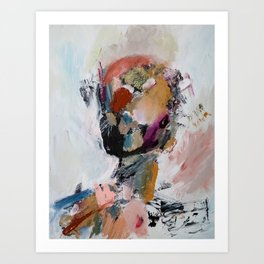 sonnet xv portrait Art Print