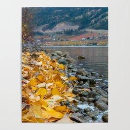 Golden Shores Poster