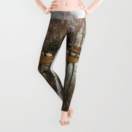 SMALL COTTAGE Leggings