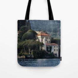 Villa del Balbianello - Lake Como Tote Bag