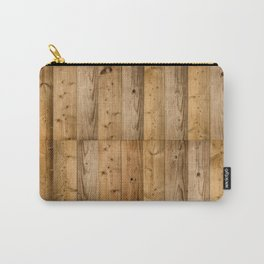 Wood 6 Carry-All Pouch