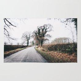British countryside Rug