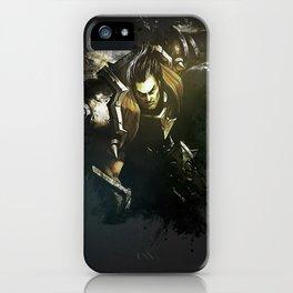 League of Legends DARIUS iPhone Case