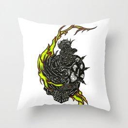 Instigator Throw Pillow