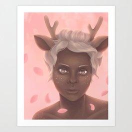 Soft Season Art Print
