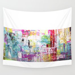Neon 2 Wall Tapestry