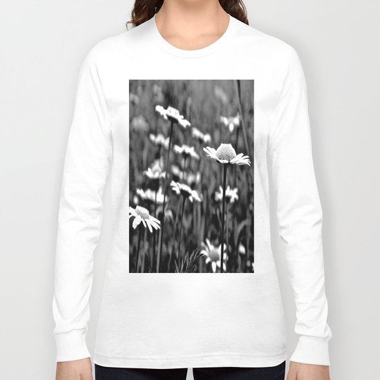 She's a Daisy Long Sleeve T-shirt