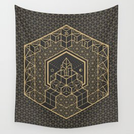 The inner Truth Wall Tapestry
