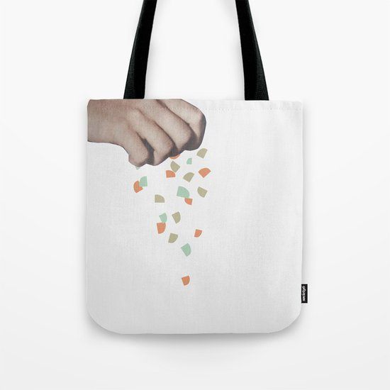 give/take Tote Bag