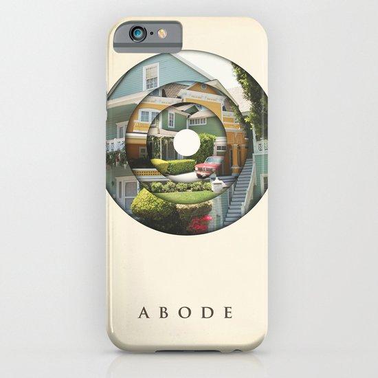 abode iPhone & iPod Case