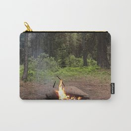 Backpacking Camp Fire Carry-All Pouch