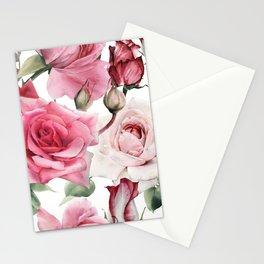 Big Rose Boooyah! Stationery Cards