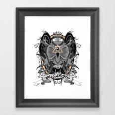 Oligarchy Framed Art Print
