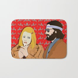MARGOT AND RICHIE Bath Mat
