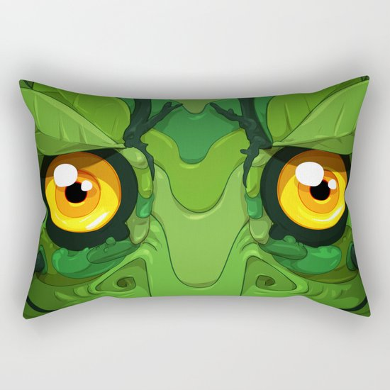 Oolong Rectangular Pillow