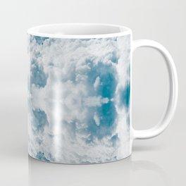 Heavenly Clouds Mandala | X Marks the Spot Coffee Mug