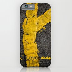 I love you. iPhone 6s Slim Case