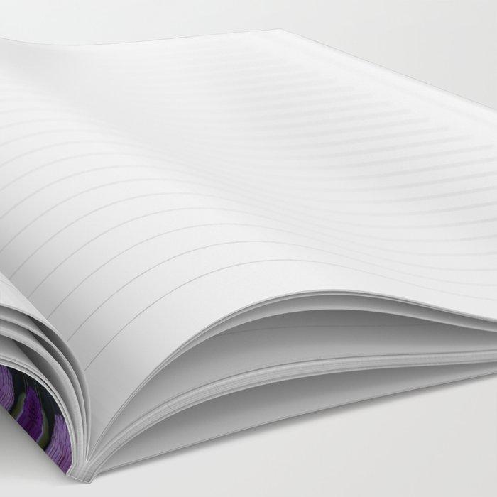 Purple Swirl Notebook